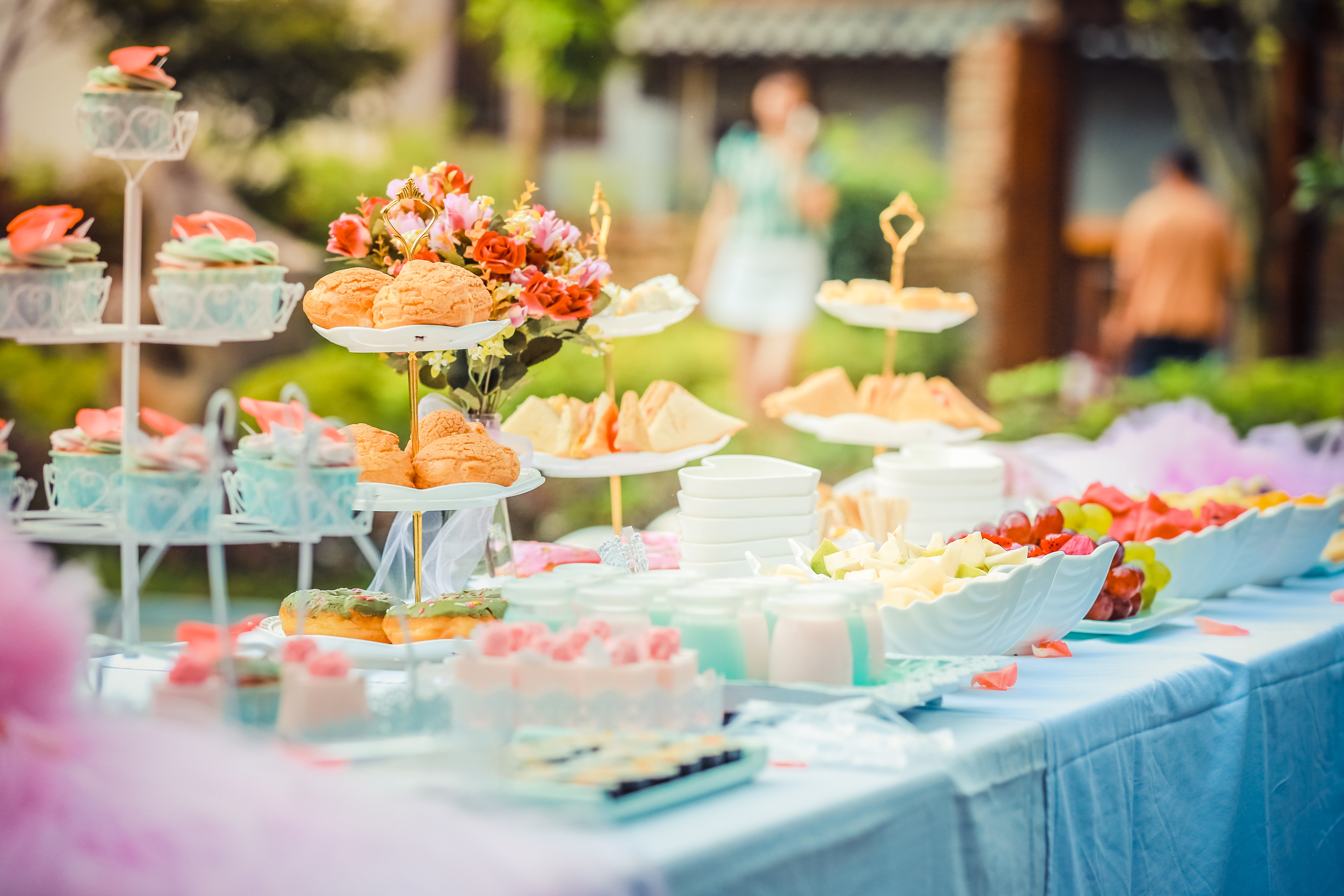 How To Serve Sustainable Food For An Eco-Friendly Party